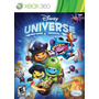 Disney Universe Nuevo Sellado Xbox 360