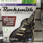 Rocksmith 2014 Nuevo Y Sellado Xbox 360 Solo En Igamers