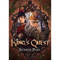Del Rey De Quest: Season Pass [código De Juego Online]