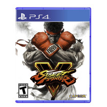 °° Street Fighter V Para Ps4 °° En Bnkshop