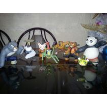 Kung Fu Panda Coleccion Mc Donalsd Po Tai Lung Shifu Todos