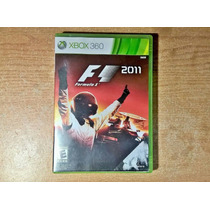 Juego Xbox 360 F1 2011 Original