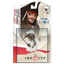 Disney Infinity Infinita Cristal Serie Altura - Jack Sparrow