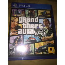 Gta V Grand Theft Auto 5 Ps4