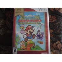 ¡wow! Super Paper Mario Wii Remato
