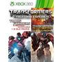 Transformers Fall And War Cybertron Mas Dlc Xbox 360