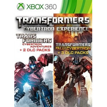 Transformers Fall And War Cybertron Mas Dlc Xbox 360