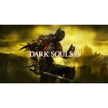 Dark Souls 3 Deluxe Edition Pc (steam) Latinoamerica