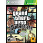 Grand Theft Auto San Andreas Para Xbox 360 Nuevo Sellado