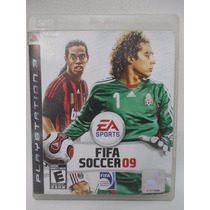Fifa Soccer 09 Ps3 Juego Disco Playstation E71