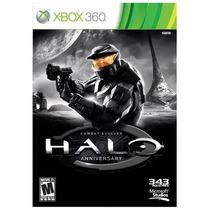 Combat Evolved Halo Anniversary Xbox 360 Nuevo Blakhelmet E