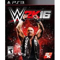 Wwe 2k16 - Playstation 3