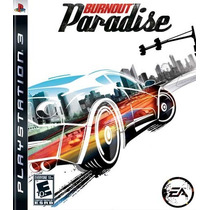 Burnout Paradise Ps3 Digital Psnrasec
