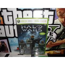 Halo Wars Nuevo Xbox 360