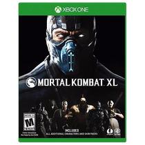 ..:: Mortal Kombat Xl ::.. Para Xone En Start Games.