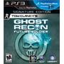 Ghost Recon Future Soldier Signature Edition Ps3 Nuevo