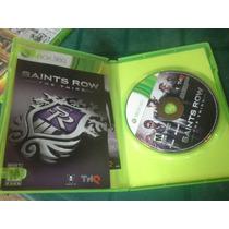 Saint Row 3 Seminuevo Para Xbox 360