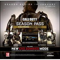 Season Pass Cod Advanced Ps4 Pakogames