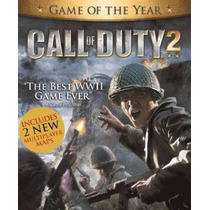 Call Of Duty 2 [en Línea Código De Juego]