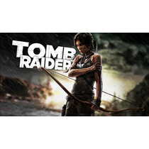 Tomb Raider Cd-key Steam Digital Oferta!! Pc