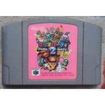 Mario Party 2 Japones Para Nintendo 64