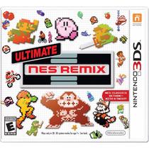 Ultimate Nes Remix - Nintendo 3ds New 3ds Fgk