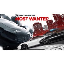Need For Speed Most Wanted Y Hot Pursuit Para Xbox 360