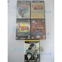 Vendo Juegos De Zelda Ocarina Master Quest, Collectors,