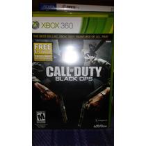 Call Of Duty Black Ops Nuevo Sellado 15usd De Descargas 360