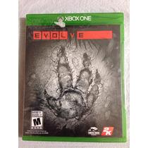Evolve Xbox One Nuevo Sellado Original Disco Físico