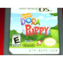 Dora Explorer Puppy Solo Cartucho Para Nintendo Dsy 3ds Au1