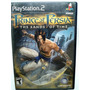 Prince Of Persia Sands Of Time Playstation 2 Ps2