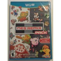 Nintendo Nes Remix Pack Nuevo Envio Incluido