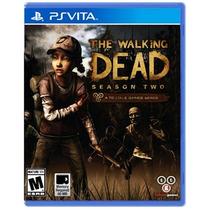 .. The Walking Dead: Season Two:.. Para Psv En Start Games