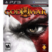 Ps3 God Of War 3 (acepto Mercado Pago Y Oxxo)