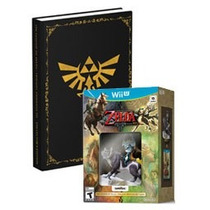 The Legend Of Zelda: Twilight Princess Hd With Amiibo And Co