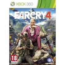 Far Cry® 4,portal,goat,army Of Two Y + Xbox 360 Licencia
