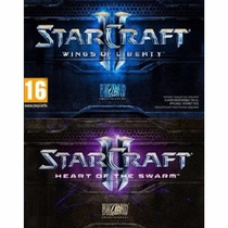 Starcraft 2:wings Of Liberty +heart Of The Swarm Cd-key Pc
