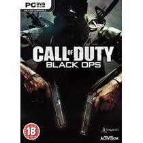 Call Of Duty Black Ops Físico Nuevo Para Computadora