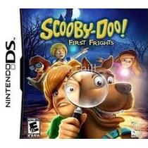 Juego Nintendo Ds Scooby Doo First Fright! Navidad