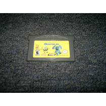 Monster Inc Para Game Boy Advance,checalo