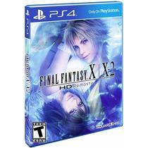 : Final Fantasy X / X-2 Hd Remaster : Ps4 En Start Games