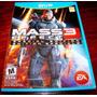 Videojuego Mass Effect 3 Special Edition Wii U Nuevo Sellado