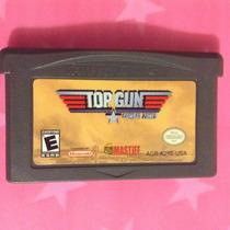 Top Gun Combat Zones Game Boy Advance