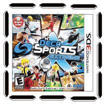 Deca Sports Extreme Nintendo 3ds *nuevo *sellado Cdv
