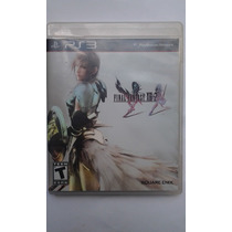 Ps3 Final Fantasy Xiii-2 $349 Pesos Seminuevo Vendo / Cambio