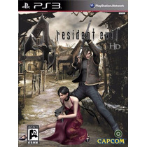 Resident Evil 4 Ps3 Digitales Rasec