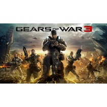 Vendo Gears Of War 3 Con Todos Sus Dlc De Regalo
