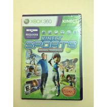 Kinect Sport 2da Temporada Xbox 360