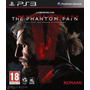Metal Gear Solid 5 Ps3 The Phantom Pain + Online Pass